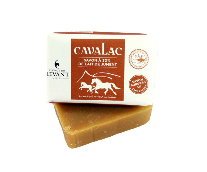Savon Cavalac au lait de jument bio