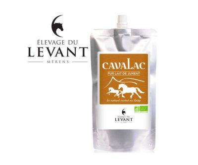Pur lait de jument bio Cavalac
